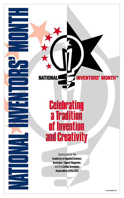 National Inventors Month