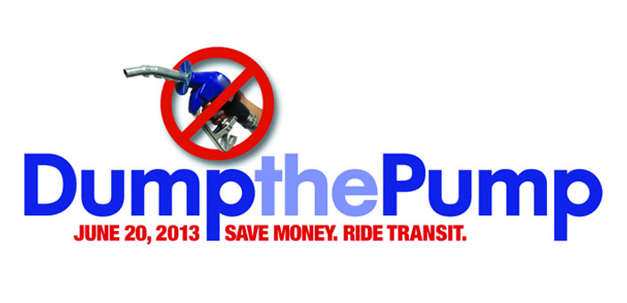 Dump the Pump Day 2013