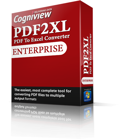 PDF2XL Enterprise: Convert PDF to Excel icon