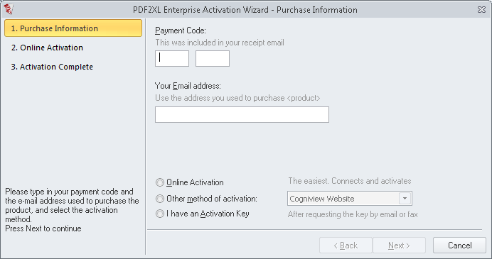 You Can Find Your Payment Code In The Purchase Confirmation Email Or Fax That Received