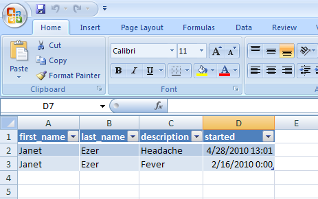 Discover the Key to using Multiple Database Tables in Excel