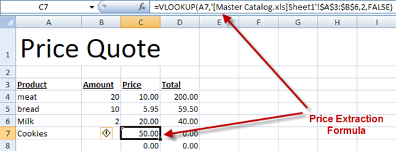 speeding up your price quotes with microsoft excel cogniview