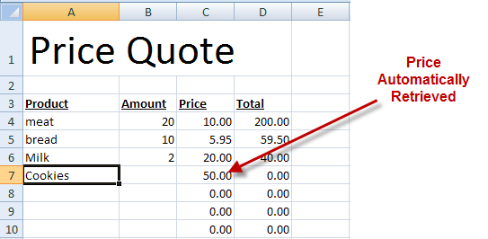 How To Make Quotation In Excel | Speeding Up Your Price Quotes With Microsoft Excel Cogniview