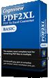 Purchase PDF2XL License